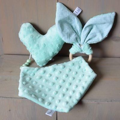 bandana-mint-groen-zacht-soft-katoen-zigzag-liznoah-02